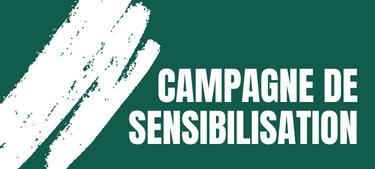Campagne de sensibilisation