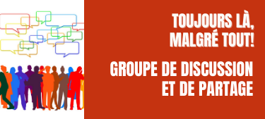 Groupe Facebook - Toujours là