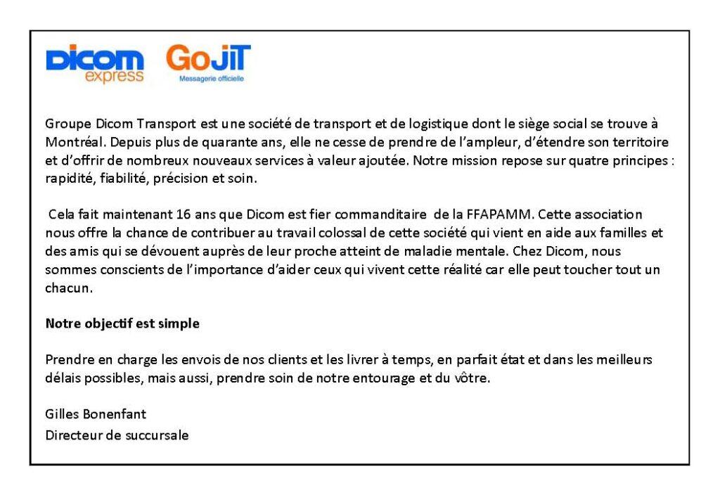 Groupe Dicom Transport