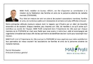 MAB Profil  FFAPAMM