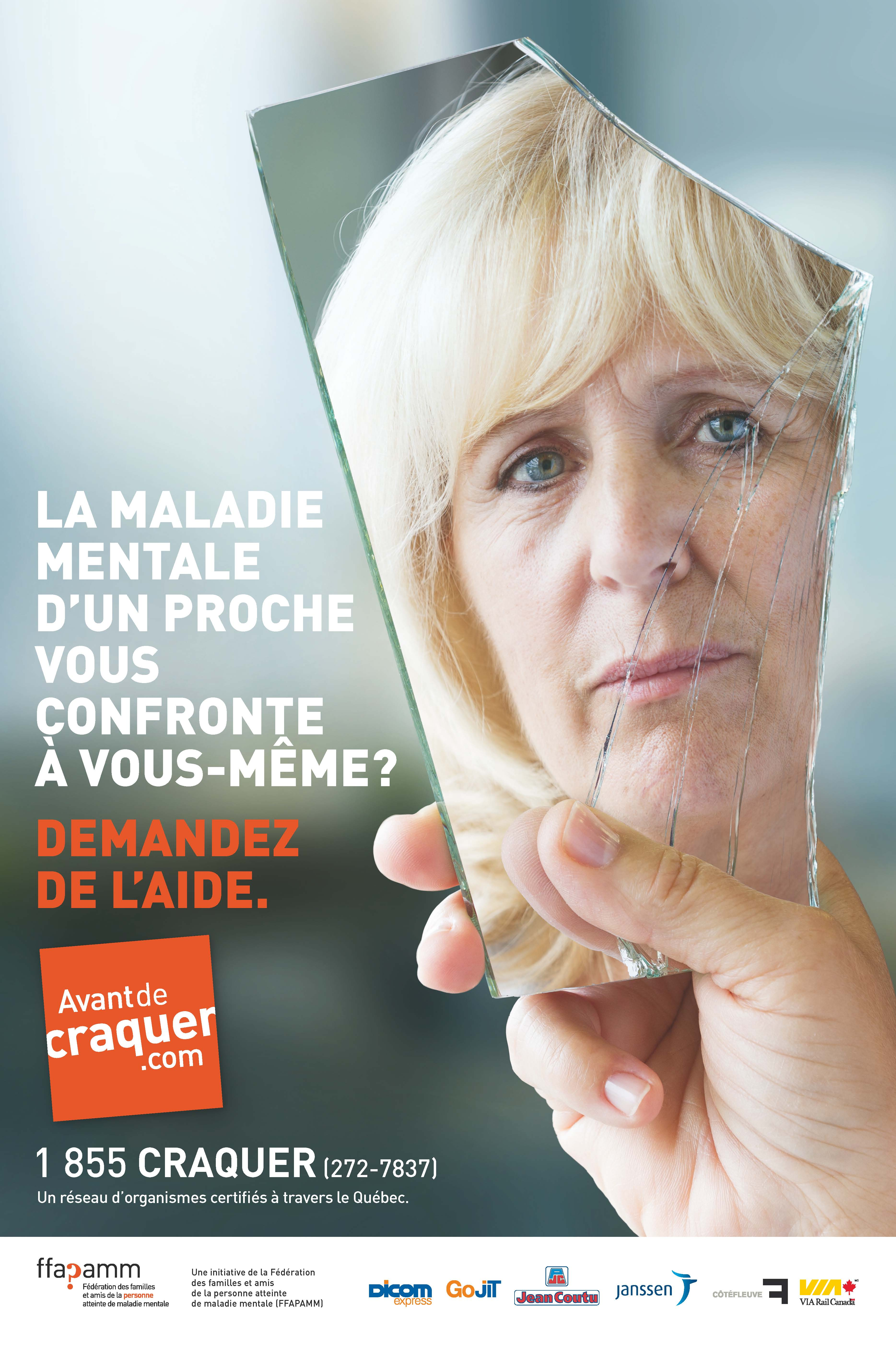 Édition spéciale | Campagne d'information et d'éducation du Réseau Avantdecraquer.com cover image