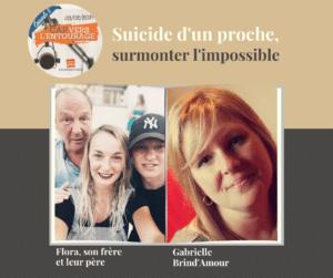 Épisode 8 : Suicide d'un proche, surmonter l'impossible