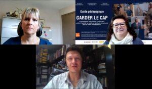 Lancement du Guide pédagogique | Documentaire GARDER LE CAP
