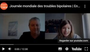 Journée mondiale des troubles bipolaires | Entrevue avec Richard Langlois, auteur et conférencier